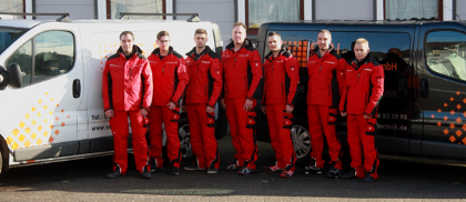 MSL Montage Service Lepenies - Team